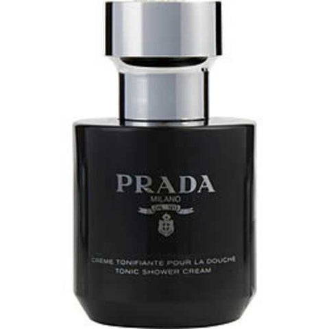Prada L'homme Shower Cream 3.4 Oz For Men