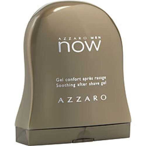 Azzaro Now Soothing Aftershave Gel 3.4 Oz For Men