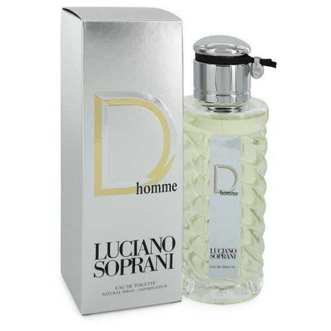 Luciano Soprani D Homme By Luciano Soprani Eau De Toilette Spray 3.3 Oz (pack of 1 Ea)