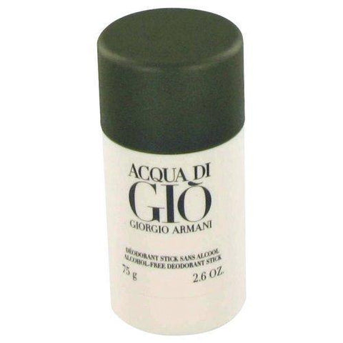 Acqua Di Gio By Giorgio Armani Deodorant Stick 2.6 Oz (pack of 1 Ea)