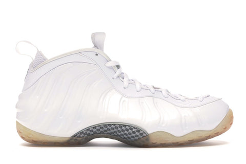 "Foamposite ""white out"""