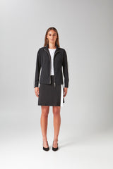 Sport Jacket : CODE4868 BLACK & WHITE