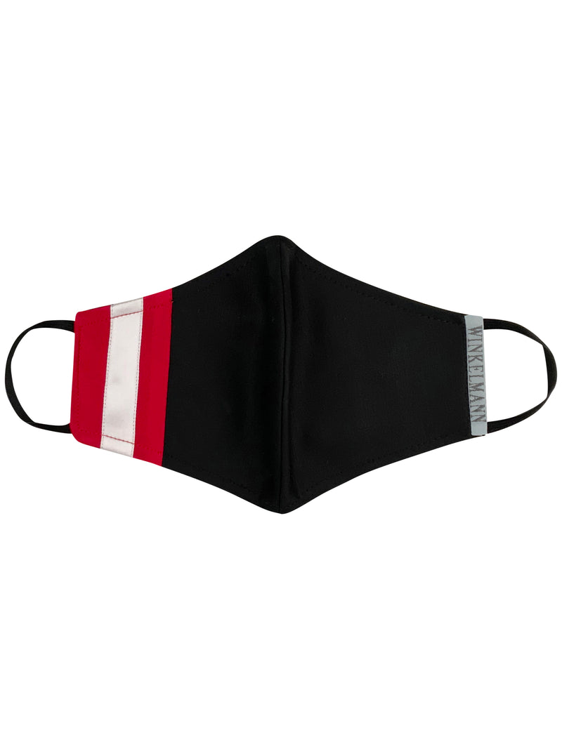 Face Mask : Sporty Spice (Red)