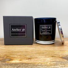 Load image into Gallery viewer, Atelier 38, Tuscan Summer, Extra Large Soy Candle, Multiwick Candle
