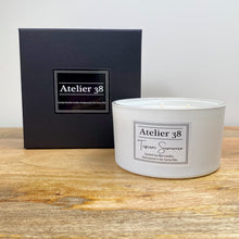 Load image into Gallery viewer, Atelier 38, Tuscan Summer, Large Soy Candle, Multiwick Candle