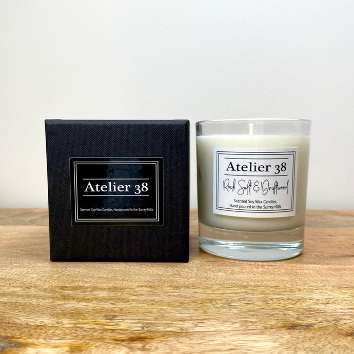 Rock Salt & Driftwood, Classic Medium - Atelier 38
