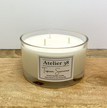 Load image into Gallery viewer, Atelier 38, Tuscan Summer, Classic Large, Multiwick Candle