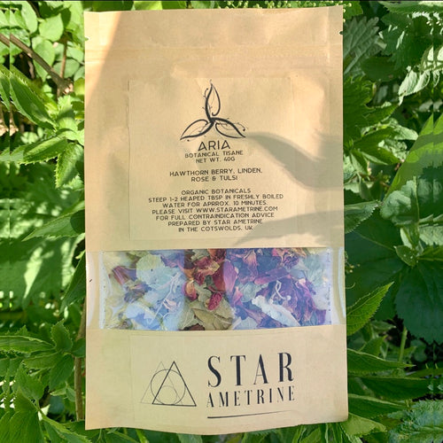 aria tisane botanical herbal tea