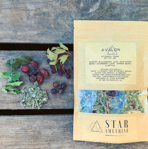 avalon botanical tisane herbal tea blend