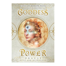 Load image into Gallery viewer, The Goddess Power Oracle