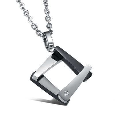 Effentii New Angle Men's Necklace