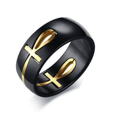 Ankh Tahuti Men's Ring