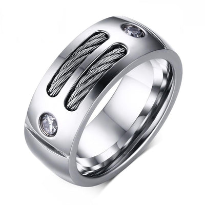 Samson Bridge - Arch Engineer Men's Ring