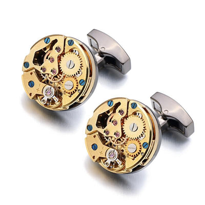 Chroniker Men's Cufflinks