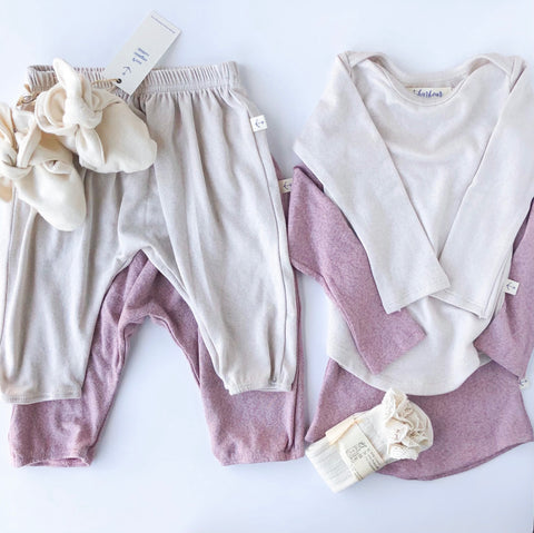 Cozy Pants in Oatmeal