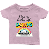 Proud Downs Sibling Infant Tee