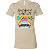 Proud Downs Aunt Bella Shirt