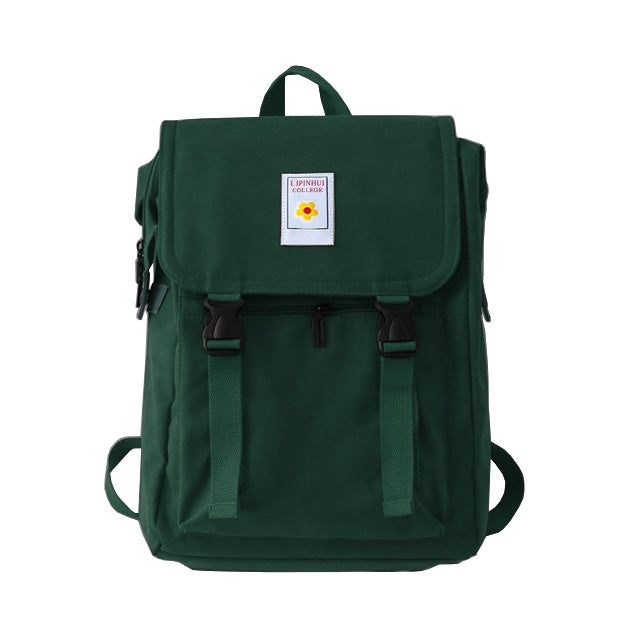 Flap College Backpack