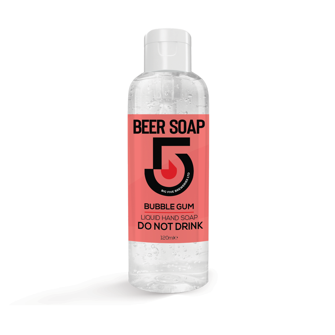 Beer Soap- BUBBLE GUM
