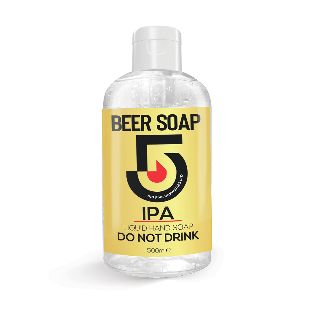 Beer Soap- IPA
