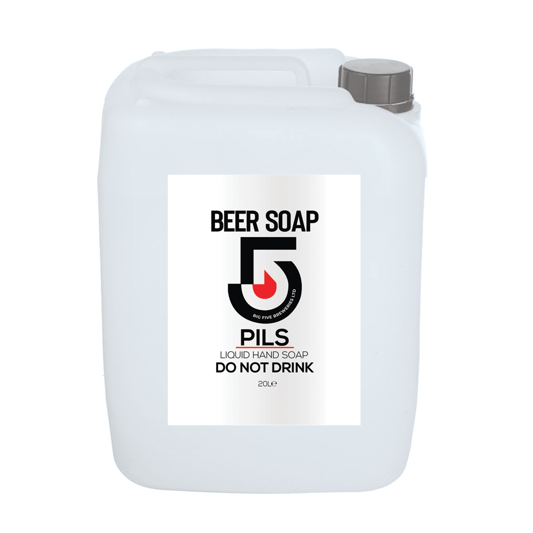 Beer Soap- PILS