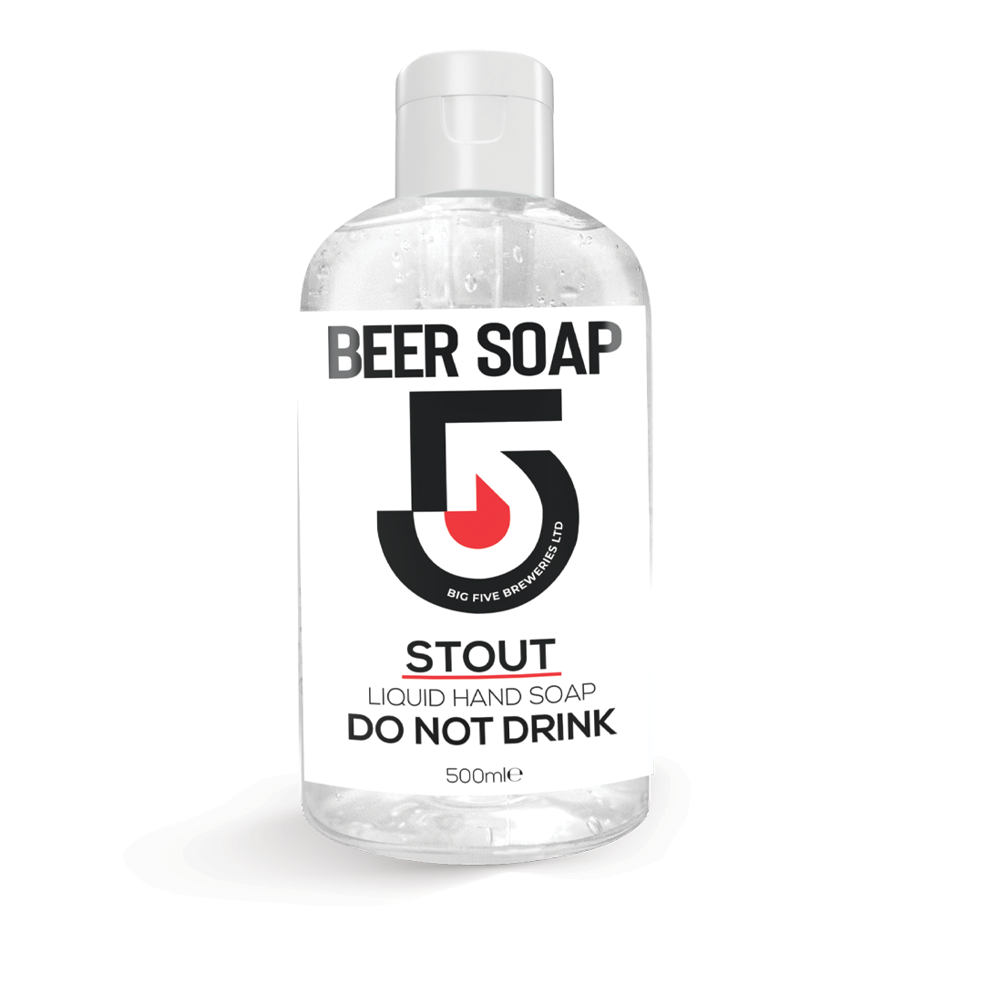 Beer Soap- STOUT