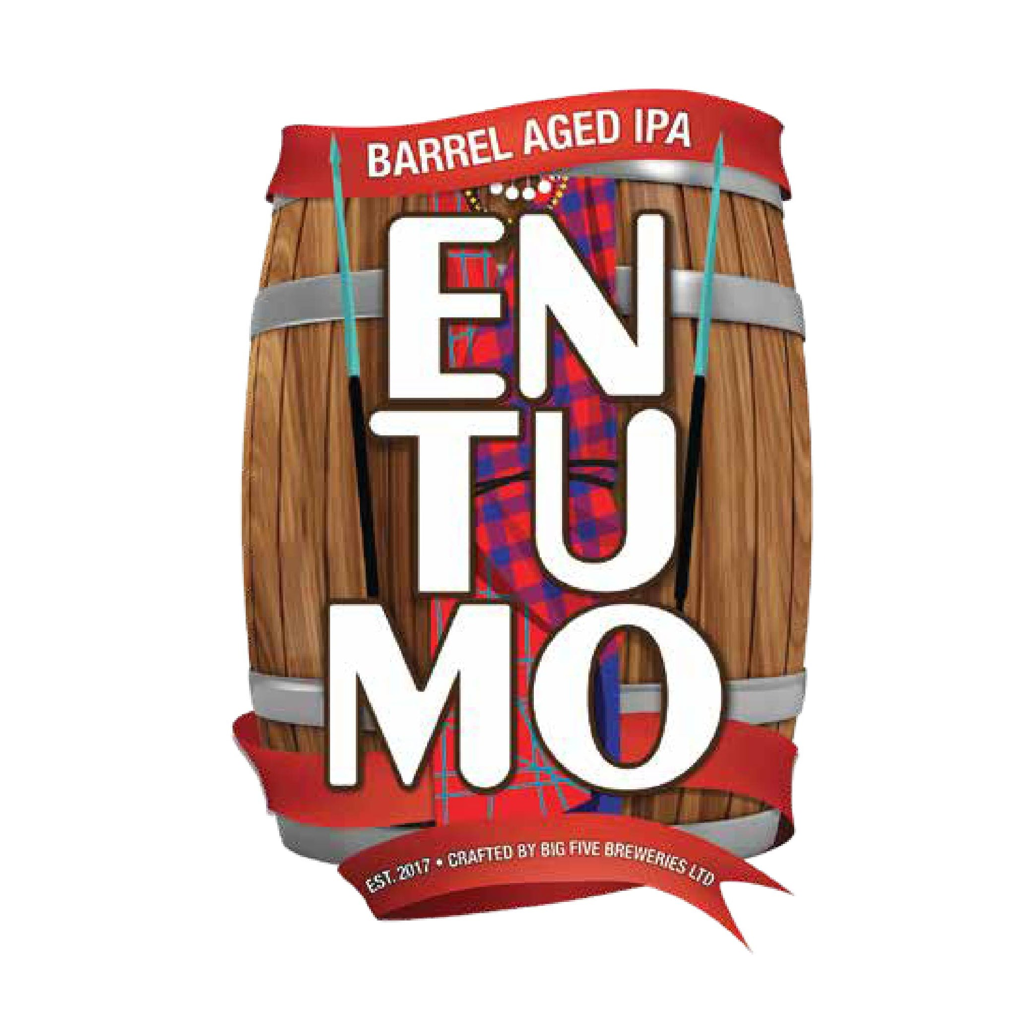 ENTUMO GROWLER