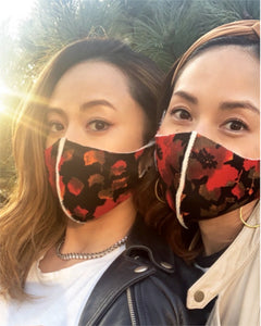 FASHION MASK RED SAZANKA