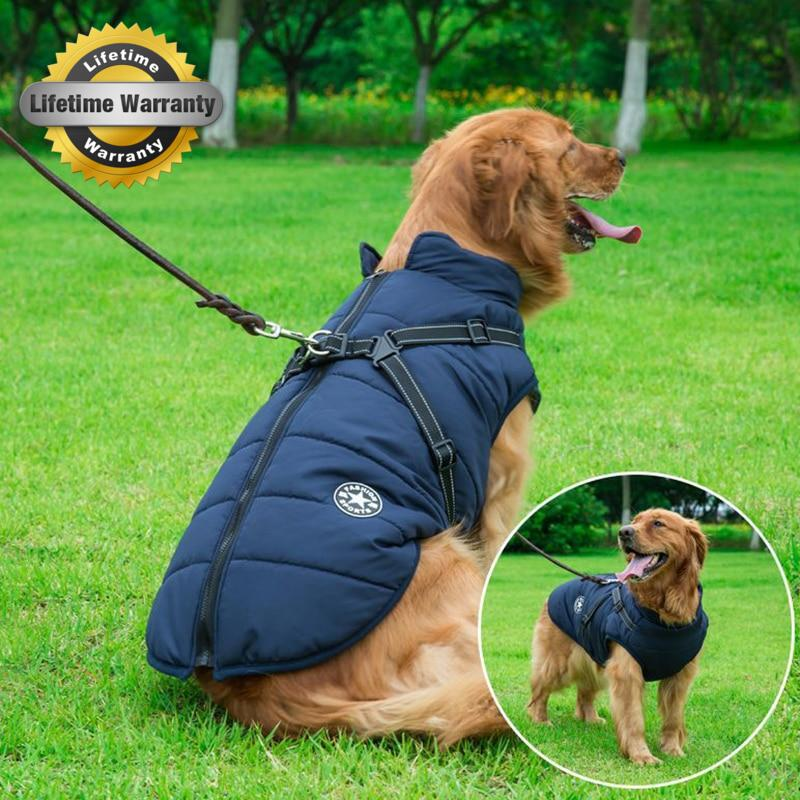 The Formydoggy™ Premium Winter Jacket (Lifetime Warranty)