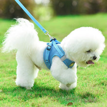 Load image into Gallery viewer, Formydoggy™ Reflective Dog Harness + Leash