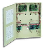 8 Door Controller Package, Large Cabinet