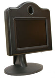 "Video Unit.10.4"" LCD Teller 1 Way w/Stand"