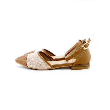 Karol Sandals - Light Brown