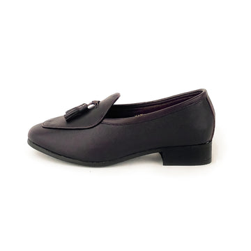 Kath - Dark Brown Calf