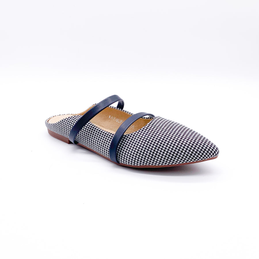 Kayi Slipper - Black