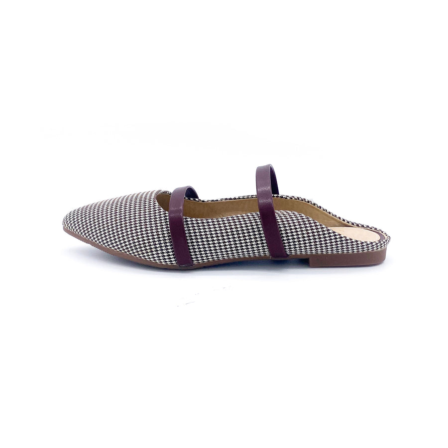 Kayi Slipper - Brown