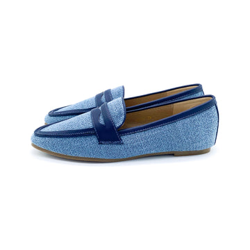 Kenni Loafers - Navy