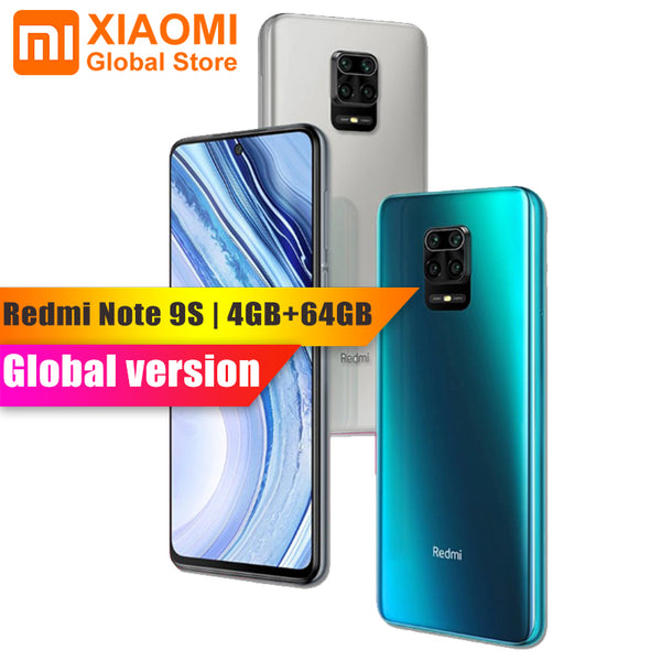 Global Version Xiaomi Redmi Note 9S