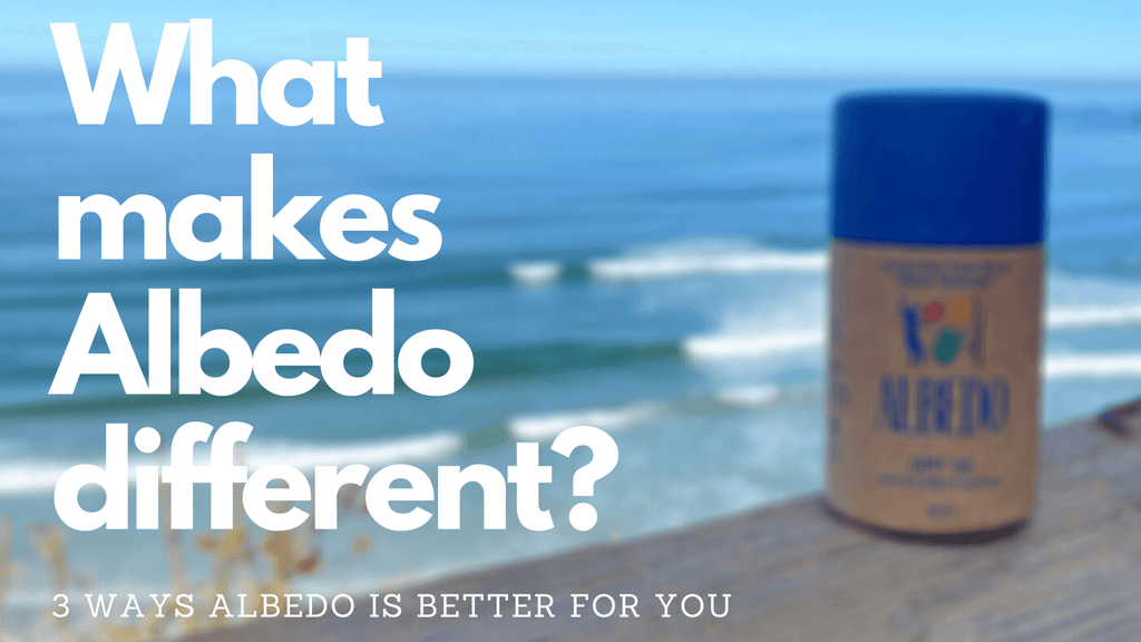 Building a Sunscreen for Surfers: How Albedo Is Different
