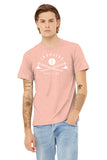 BELLA+CANVAS Unisex Heather CVC Short Sleeve T-Shirt
