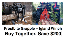 Frostbite Grapple + Igland Winch (Buy Together, Save $200)