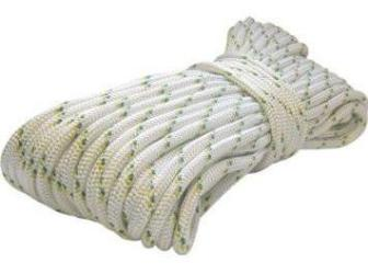 "1/2"" x 164' Double Braided Polyester Rope (PCA-1215M)"