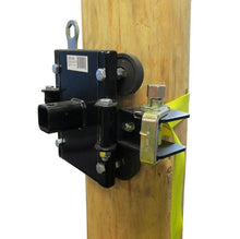 Tree/Pole Winch Mount Anchor (PCA-1263) Display Model