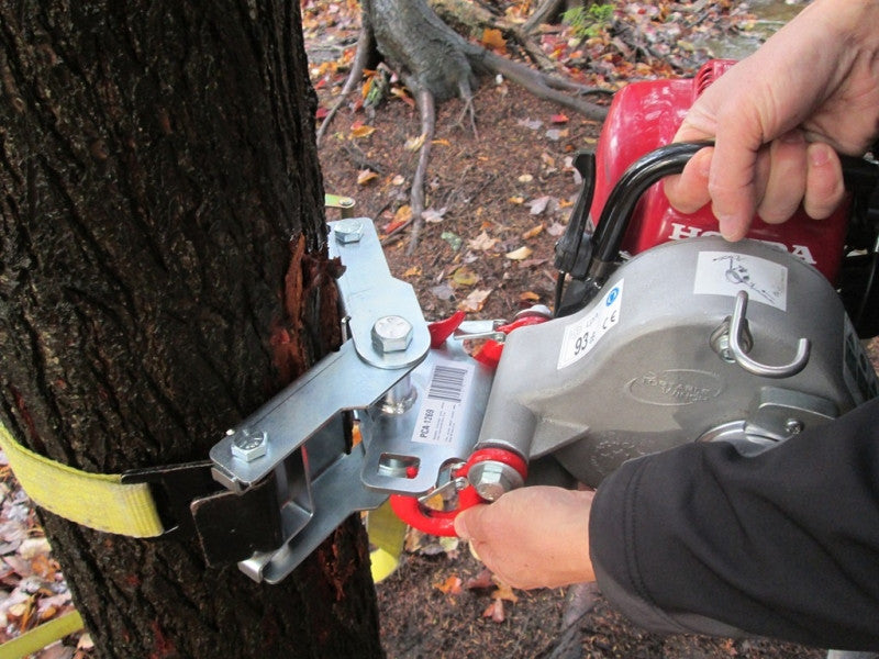 Tree Mount Winch Anchor with Strap (PCA-1269)