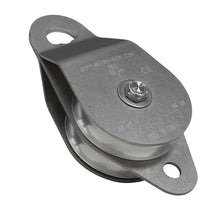"Double Swing Side Snatch Block for 1/2"" rope (PCA-1273)"