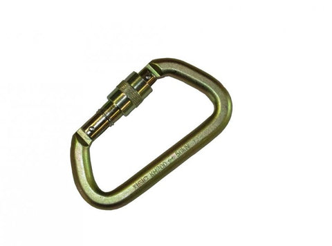 Steel Locking Carabiner (PCA-1702)