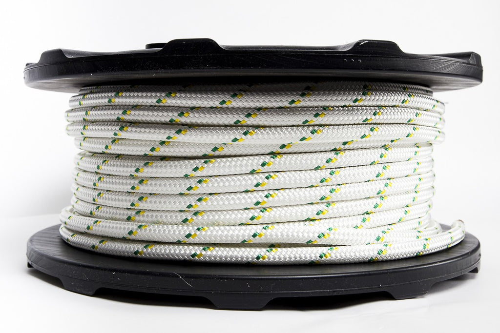 "1/2"" x 328' Low Stretch Rope for Portable Winch (12 mm x 100 m)"