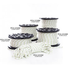 "1/2"" (12 mm) Double Braided Polyester Rope for Portable Capstan Winch"