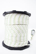 "1/2"" (12 mm) Double Braided Polyester Rope w/ Splices & Thimbles"