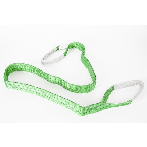 8' Portable Winch polyester sling